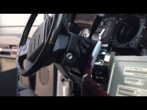 2010 Caliber SXT blend door actuator replacement - Fixya
