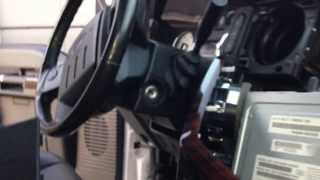 Repeat youtube video Blend Door Actuator Ford Super Duty 08-10