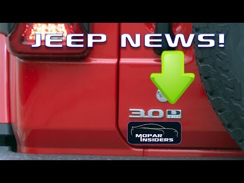 Looking at the future of the Jeep Brand, new models, diesel, electrification and more