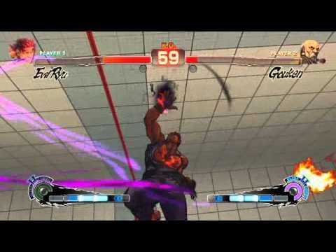 ssf4 evil ryu