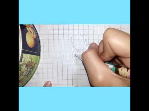 Cách vẽ chibi đơn giản ❤❤❤