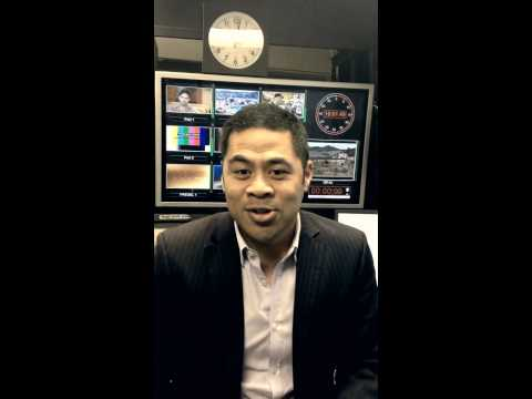 Daniel Faitaua: Coping with stress