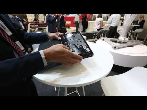 Experience world-class precision with augmented reality