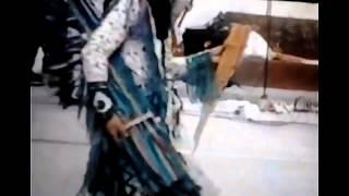 Индейцы музыканты Ереван  клип