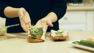 كيفية جعل الكمال ساندويتش