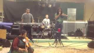 Srimathumitha Rehearsal for Indian wedding festival 2014