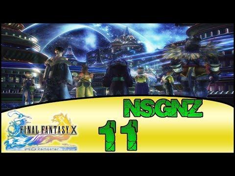 Final Fantasy X HD Remaster - Reto NSGNZ | Capitulo 11 # Hogar albhed y asalto a Bevelle