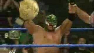 Rey Mysterio Vs JBL Retirement Match 4/4