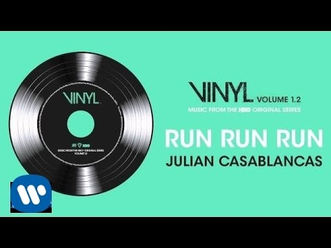 Julian Casablancas - Run Run Run [Official Audio]