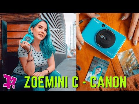 Convierte tus fotos en Stickers - Zoemini C  de Canon ( REVIEW)