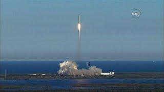 Space X launches NASA planet hunter thumbnail