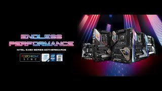 ASRock Z490 Series Motherboard – Endless Performance