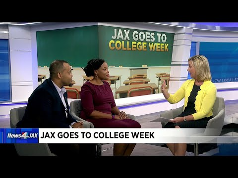 Duval County Public Schools And The City Of Jacksonville Have Teamed Up For 'Jax Goes To College...