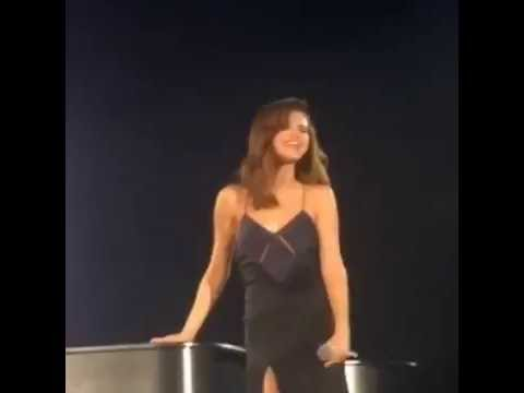 Selena Gomez Performs 'Who Says' In Jakarta