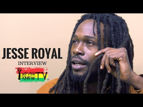 Jesse Royal Interview  'Life is a Journey not a Destination'
