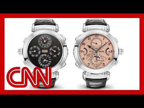 See why this watch sold for over $31 million