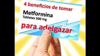 El medicamento Metformina para Adelgazar