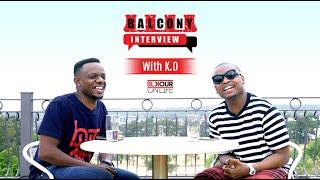 K.O Speaks On PTY UnLTD, Bouncing Back & Longevity