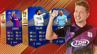 UNBEATEN IN 40 GAMES WITH THE 3 BEST NEW TOTS! FUT CHAMPIONS TOP 100 GAMEPLAY