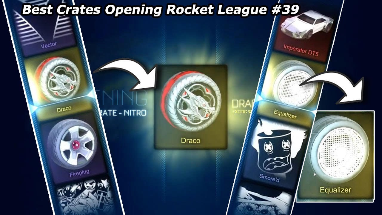 how to send rocket league crates steam