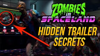 Zombies In Spaceland Reveal Trailer Secrets and Easter Eggs | Infinite Warfare Zombies Reveal