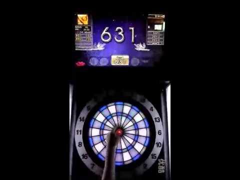 led dartboard ton80 youtube