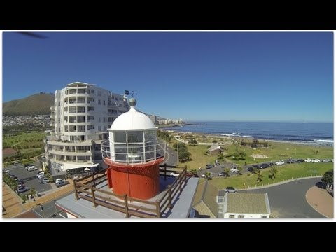 FPV South Africa, Green Point, The Mouille Point Lighthouse