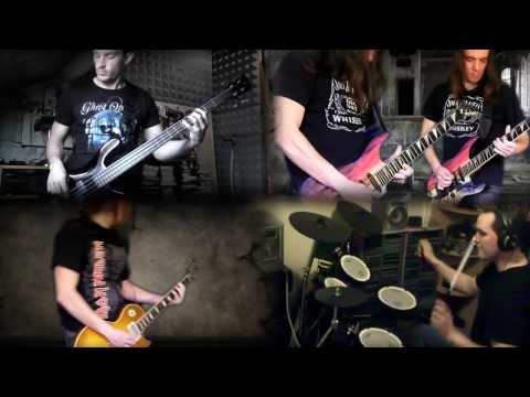 Helloween- Future World full cover / collaboration