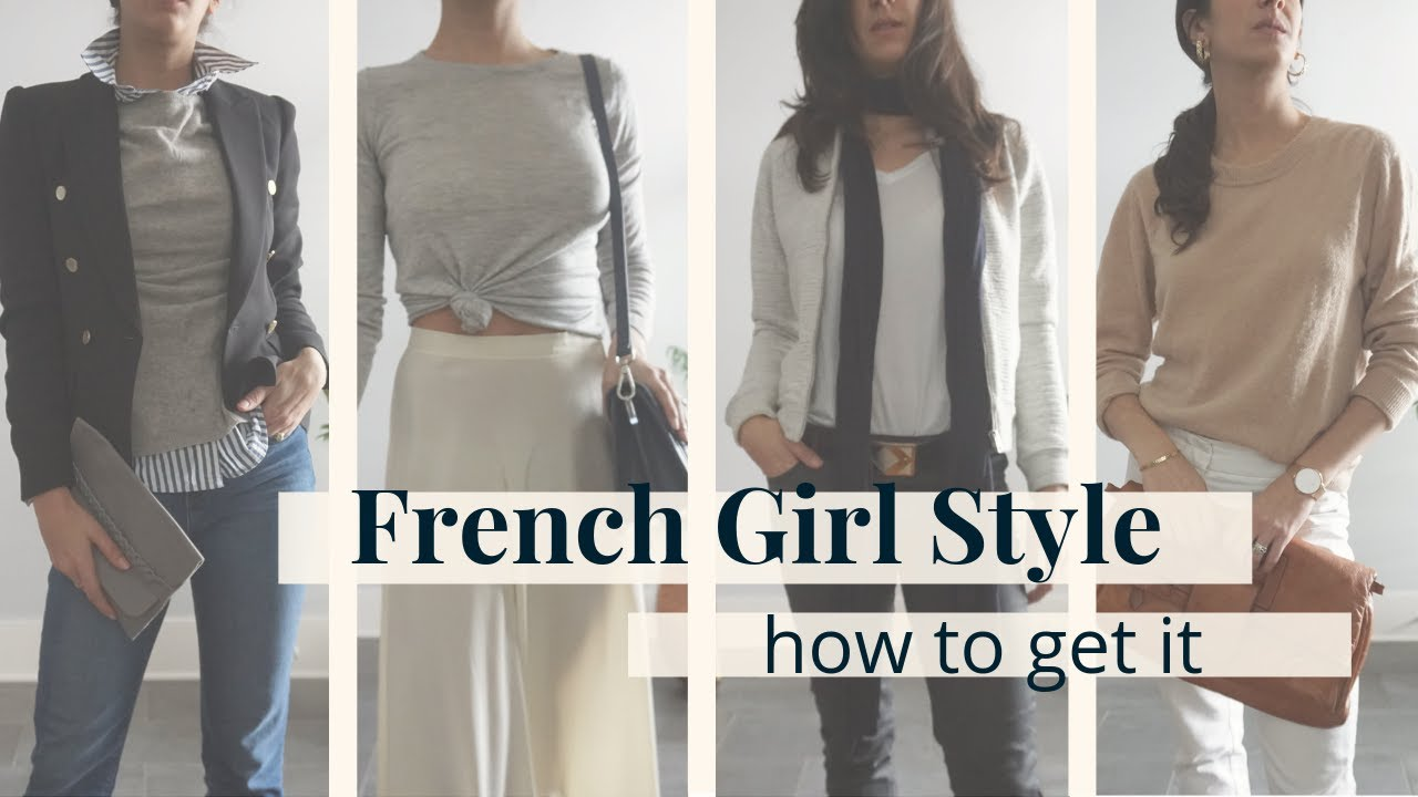 A Guide to French Girl Style   Dress Like a French Woman   Slow Fashion 8