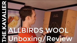 Allbirds Wool Runners Unboxing | Most Comfortable Sneakers? Merino Wool Shoes! All birds Review