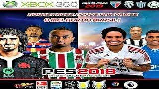 PES2020 - Patch Atualização Xbox360.
