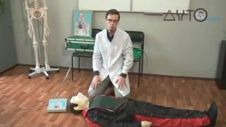 Первая помощь при ДТП#7:Оказание первойпомощи при остановке дыхания
