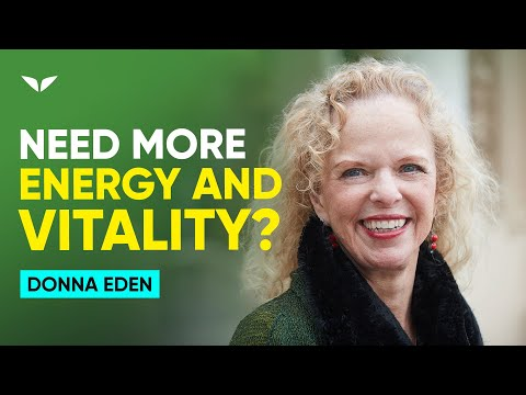 A Simple Exercise To Gain More Energy & Vitality | Donna Eden