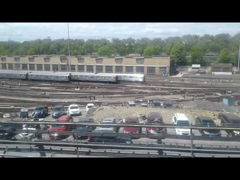 (4) Express/Local line from Woodlawn to Crown Hights Utica Av (Bronx,Manhattan and Brooklyn)