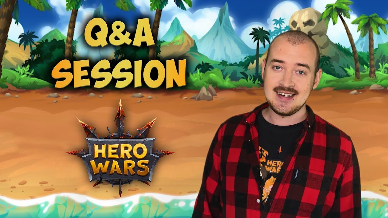Hero Wars-Answers from the Developers | Fans di CityGames Blog