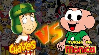 batalha cartoon
