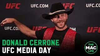 Donald Cerrone wants Tony Ferguson to fight Khabib Nurmagomedov next: 'Give Tony His Dues!'