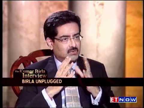 The Kumar Birla Interview - Part 2