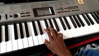 Jogada Siri belakinalli song in keyboard