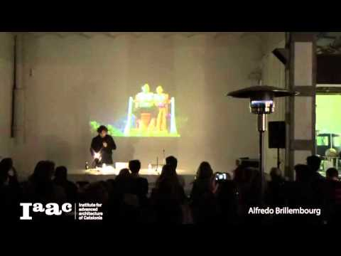 Alfredo Brillembourg - IaaC Lecture Series 2016