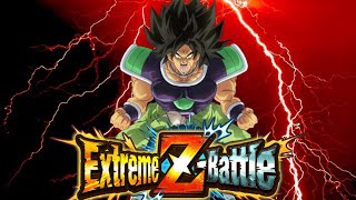 Extreme Z Battle DBS Broly Event! Stage 30 Completed! Dragon Ball Z Dokkan Battle