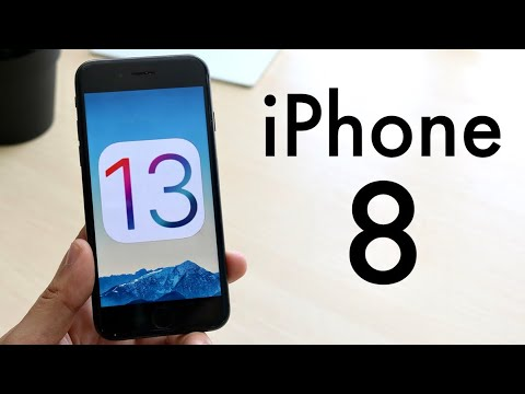 iOS 13 GM On iPhone 8 Review