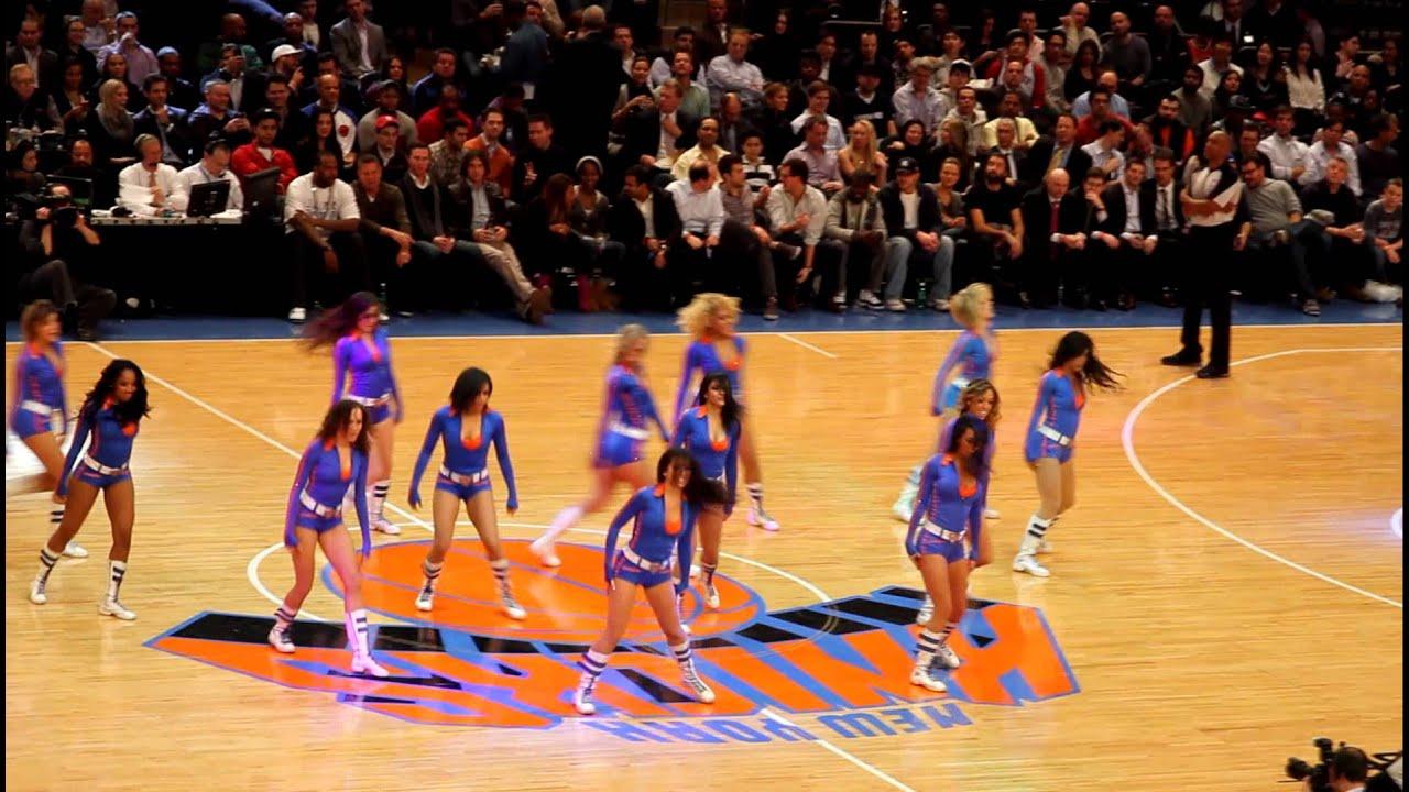 New York Knicks City Dancers YouTube
