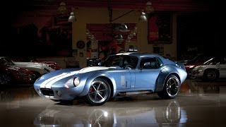 1999 Shelby Brock Daytona Coupe - Jay Leno