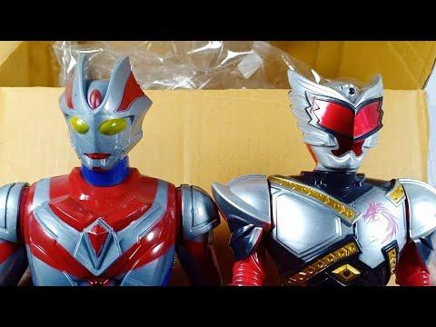 Unboxing Mainan Ultraman zero Dan Robot Bima X