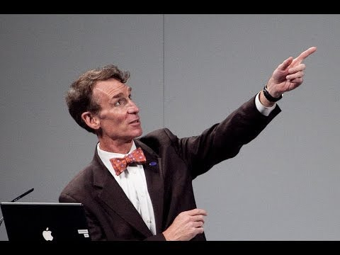 Bill Nye: Using Creative Methods to Get Students Interested in Math & Science - Education (1998)