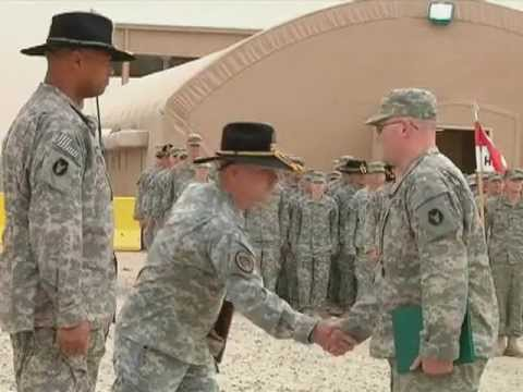 Minnesota Guardsman Awarded Second Purple Heart