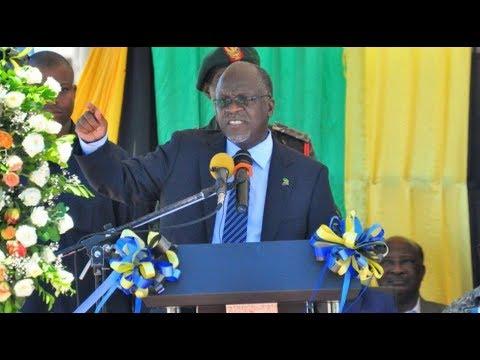 """""""Tanzania imeshaonekana kuwa ni kichaka cha fedha za kigeni"""" - JPM"""