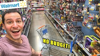 *NO LIMIT NO BUDGET SHOPPING SPREE AT WALMART!* Big Pokemon Cards Opening!