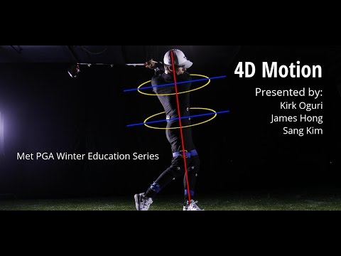 4D Motion - Part II - James Hong